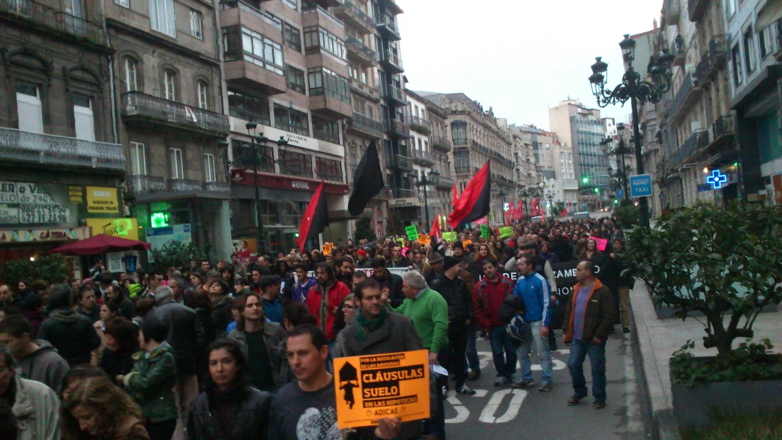 Galicia 23 de Febrero 2013