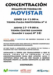 concentracion movistar